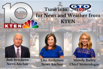 KTEN News and Weather on GTO!
