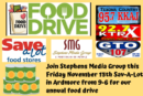 GTO/Stephens Media Group Annual Food Drive @ Sav-A-Lot in Ardmore