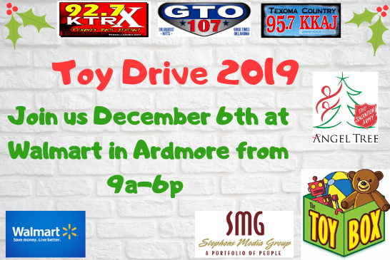 GTO 107 Annual Toy Drive 2019
