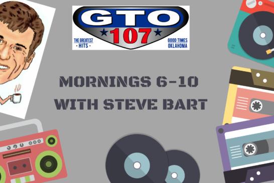 Mornings with Steve Bart